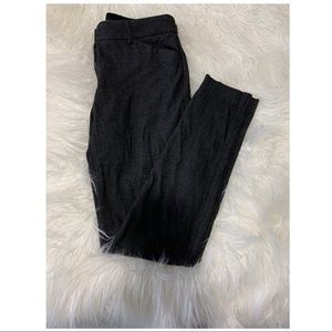 Express Dark Gray Dress Pants
